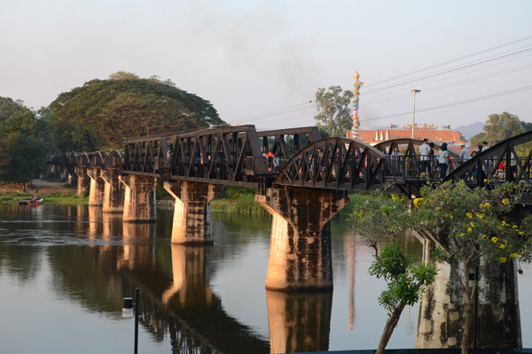 River Kwai festival - November and December